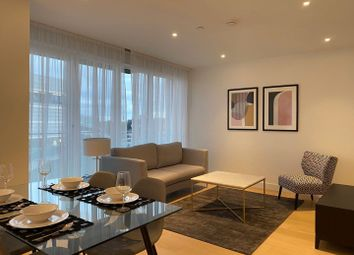 Thumbnail 2 bed flat for sale in Lincoln Apartments, Fountain Park Way, London