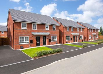 """Thumbnail 3 bedroom end terrace house for sale in """"Maidstone"""" at Southern Cross, Wixams, Bedford"""