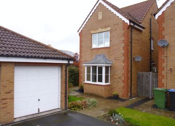 Thumbnail 4 bed detached house for sale in Prescott Way, Bishop Auckland