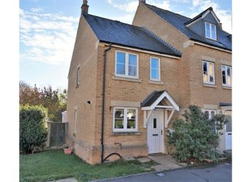 Thumbnail 2 bed end terrace house for sale in Willow Drive, Carterton