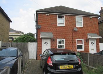 Thumbnail 2 bedroom semi-detached house to rent in Brentwood Rd, Romford