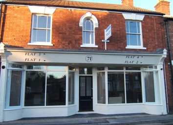 Thumbnail 1 bed flat to rent in James Street, Louth