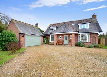 Thumbnail 3 bed detached house for sale in Oaklands View, Gurnard, Isle Of Wight