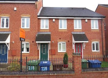 Thumbnail 2 bed terraced house to rent in Huntington Terrace Road, Cannock
