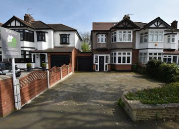 Thumbnail 4 bed property for sale in Main Road, Gidea Park, Romford
