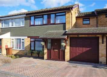 Thumbnail 4 bed semi-detached house for sale in Repton Way, Chatham