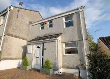 Thumbnail 3 bed end terrace house for sale in Wythburn Gardens, Estover