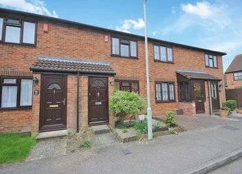 Thumbnail 2 bed terraced house to rent in Anglesey Close, Bishops Stortford, Hertfordshire