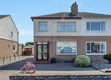Thumbnail 2 bed semi-detached house for sale in Gleniffer Road, Renfrew
