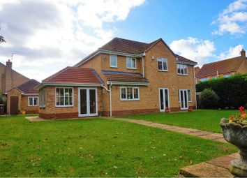 Thumbnail 4 bedroom detached house for sale in Bellmans Grove, Whittlesey