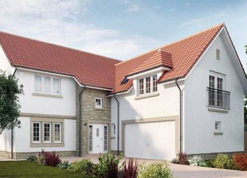 "Thumbnail 5 bedroom detached house for sale in ""The Melville"" at Nerston, East Kilbride"