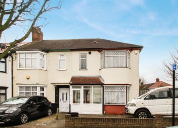 Thumbnail 3 bedroom end terrace house to rent in Sherwood Road, Ilford