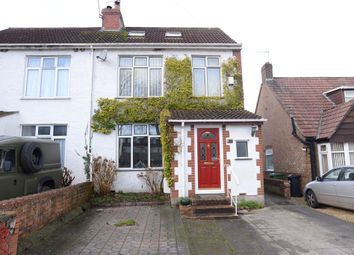 Thumbnail 4 bedroom semi-detached house for sale in Church Road, Bitton, Bristol