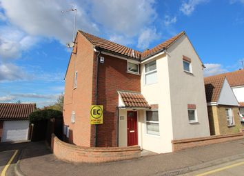 Thumbnail 3 bed detached house for sale in Cherrydown, Rayleigh