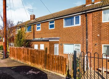 Thumbnail 3 bed terraced house for sale in Highlow View, Brinsworth, Rotherham