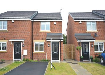 Thumbnail 2 bedroom semi-detached house to rent in Ascot Way, St. Helen Auckland, Bishop Auckland