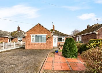 Thumbnail 2 bed bungalow for sale in Harewood Crescent, North Hykeham, Lincoln