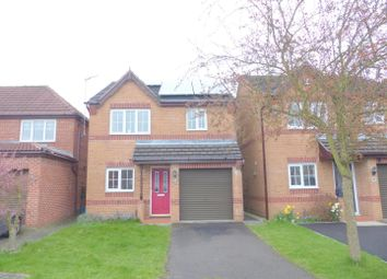 Thumbnail 3 bed detached house to rent in Crowtrees Drive, Sutton-In-Ashfield