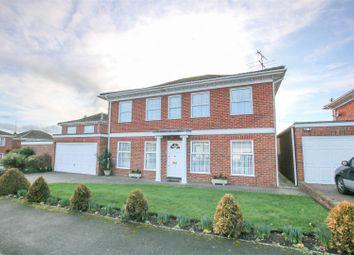 5 bed detached house for sale in Barnett Way, Bierton, Aylesbury HP22