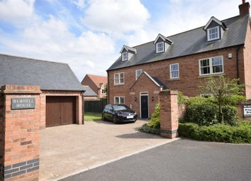 Thumbnail 7 bedroom detached house for sale in The West Lawns, Southwell