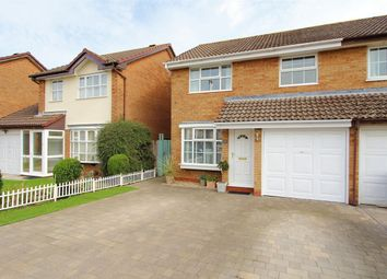 Cabot Close, Yate, South Gloucestershire BS37. 3 bed end terrace house