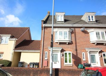 Thumbnail 3 bed end terrace house for sale in Lodge Road, Kingswood, Bristol
