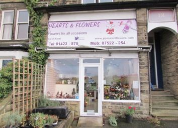 Thumbnail Retail premises for sale in 131 Otley Road, Harrogate