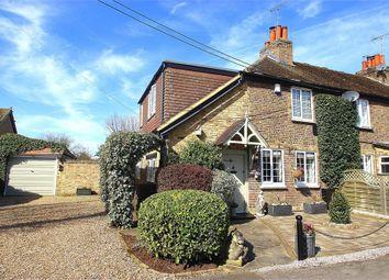 Thumbnail 3 bed semi-detached house for sale in Bells Lane, Horton, Berkshire