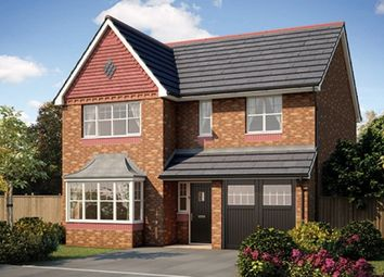 Thumbnail 4 bed detached house for sale in Saighton Camp, Sandy Lane, Chester