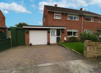Thumbnail 3 bed semi-detached house for sale in Pattinson Close, Yeovil