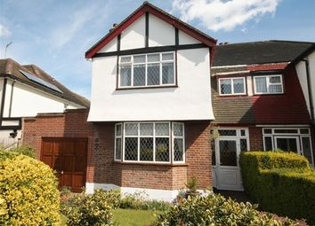 Thumbnail 3 bed semi-detached house for sale in Lechmere Avenue, Chigwell