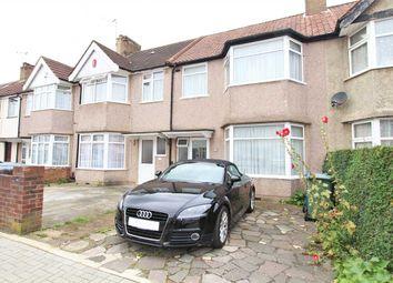 Thumbnail 3 bed terraced house for sale in Shrewsbury Avenue, Queensbury, Harrow
