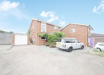 Thumbnail 4 bed detached house for sale in Meadowbank, Hitchin