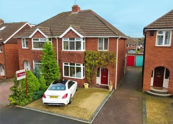 Thumbnail 3 bed semi-detached house for sale in Madison Avenue, Heavitree, Exeter, Devon