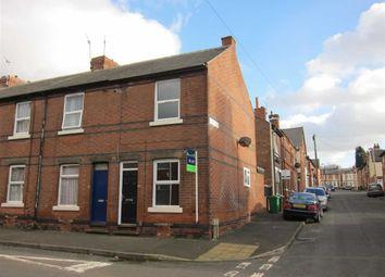 Thumbnail 2 bed end terrace house to rent in Liddington Street, Basford, Nottingham