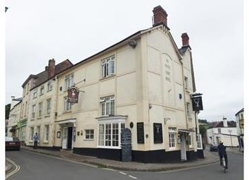 Thumbnail Pub/bar for sale in White Hart, The Square, Wiveliscombe, Somerset