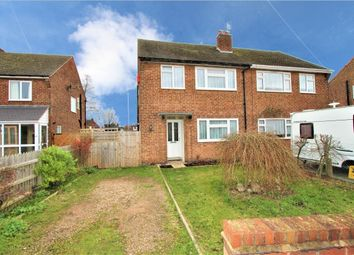 Thumbnail 3 bedroom semi-detached house for sale in Haddon Crescent, Chilwell, Nottingham