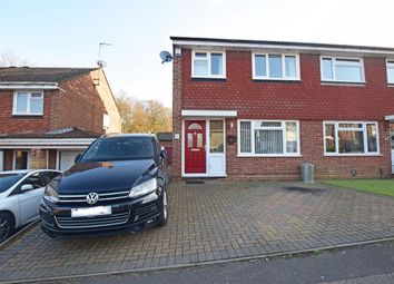 Thumbnail 3 bedroom semi-detached house for sale in Medlar Grove, Hempstead, Kent