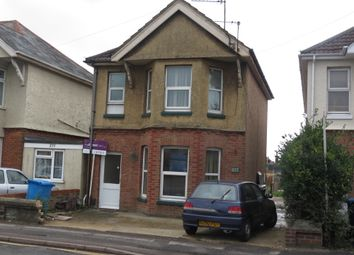 Thumbnail 3 bed flat to rent in Wallisdown Road, Poole