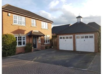Thumbnail 4 bed detached house for sale in Eights Croft, Chase Terrace