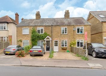 Thumbnail 2 bedroom terraced house for sale in Duncombe Road, Hertford