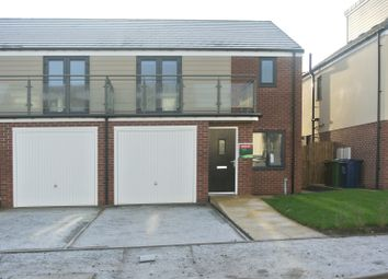 Thumbnail 3 bedroom flat to rent in (Plot 65), Osprey Walk, Newcastle Upon Tyne