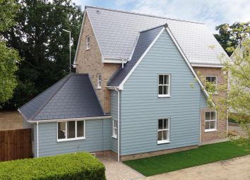 Thumbnail 4 bed detached house for sale in 5 Cedars Close, Ixworth Road, Thurston