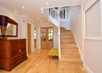 Thumbnail 5 bed detached house for sale in Lambourne Close, Chigwell, Essex