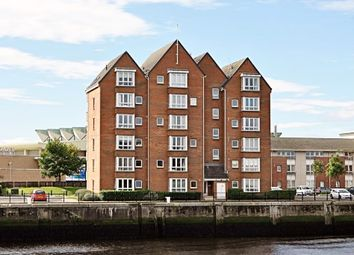 Thumbnail 1 bed flat for sale in Buchan Court, Ayr