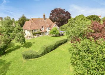 Thumbnail 5 bed detached house for sale in Church Road, Liddington, Swindon