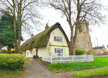 Thumbnail 2 bedroom cottage for sale in Church Cottages, Ramsey Road, Kings Ripton, Huntingdon, Cambridgeshire