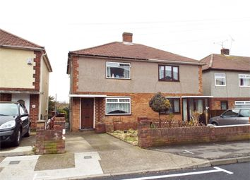 Thumbnail 2 bed end terrace house for sale in Crestway, Chatham, Kent.