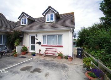 Thumbnail 2 bedroom end terrace house for sale in Croyde, Braunton