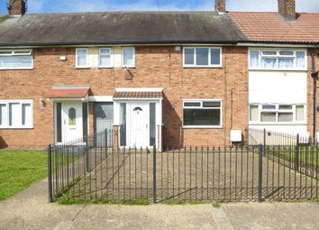 Thumbnail 2 bed terraced house for sale in Falkland Road, Greatfield Estate, Hull